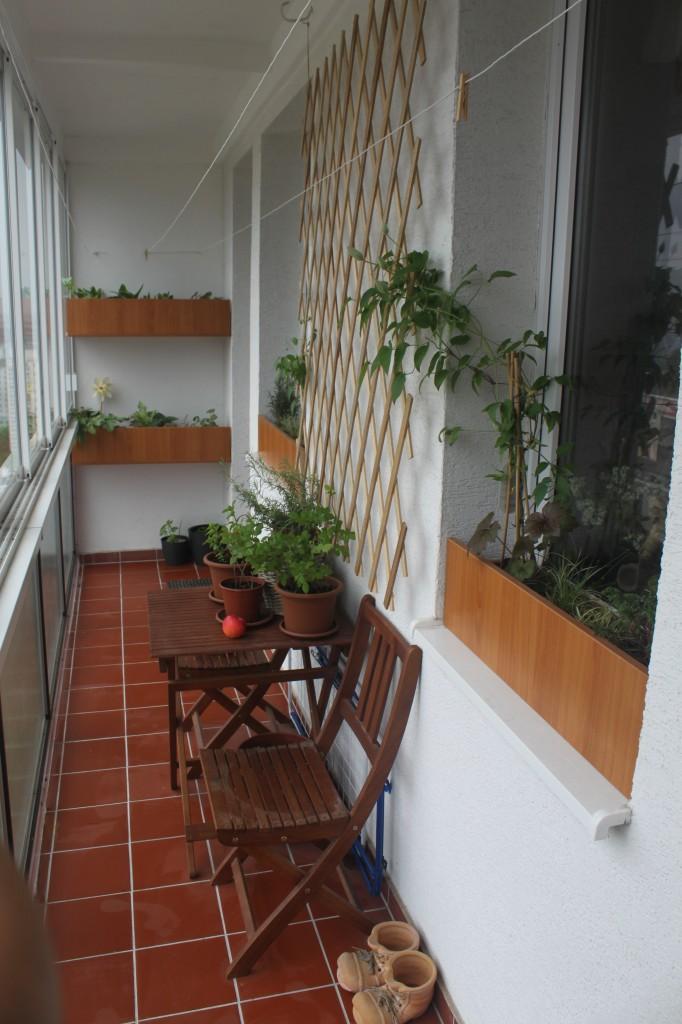Jedlý balkón Bratislava - Rača