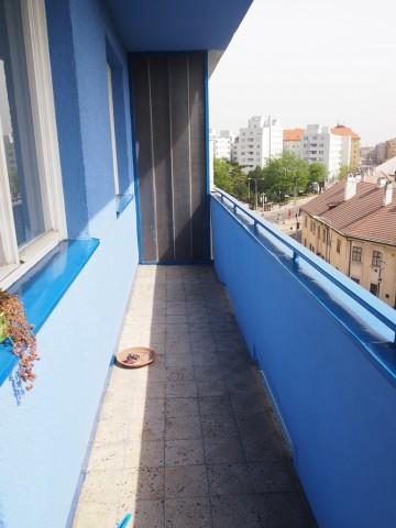 Balkón v Bratislave, Staré mesto PO úprave