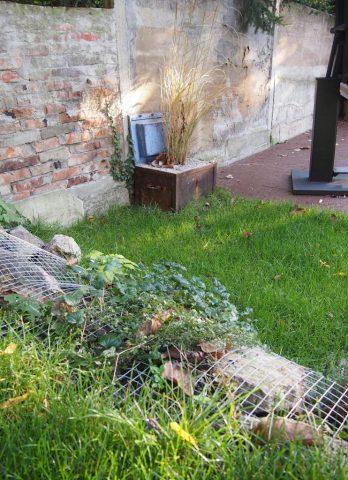 zahrada Bratislava Fredie next to Mercury