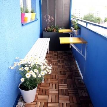 Moderný balkón